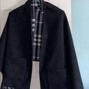 Authentic Burberry shawl